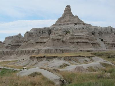 The Badlands (National park #4)