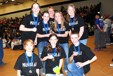 Breaking DI News, Middle Level1st place,	 Milford Middle School	Milford	130-30077