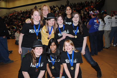 DIrect DIposit, Middle Level, first place Milford Middle School	Milford	130-06911