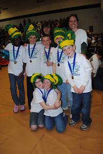 DI-Bot, Elementary Level, first place Garrison Elementary School	Dover	130-21269