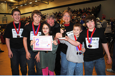 Breaking DI News, Middle Level, 2nd place,  Auburn Village School	Auburn	130-98638