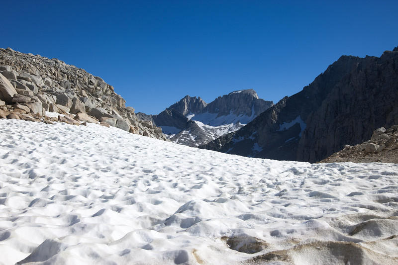 Mono Pass and Mt. Abbot