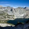 Ruby Lake and Mt. Morgan