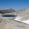 Summit Lake from near Mono Pass