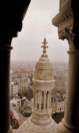 Paris & London - November