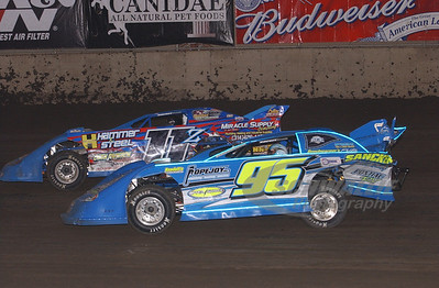 95 Aaron Ricketts and 11z Bryan Collins