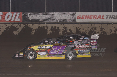 21 Billy Moyer and 2a John Anderson