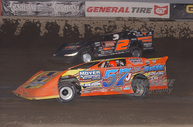 57J Bub McCool and 2 Brady Smith