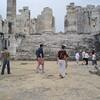 Inside the temple of Apollo-Imani Joseph