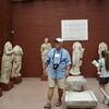 Randy looking around Ephesus Museum-Imani Joseph