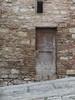"""Upper end of Via Fontevecchia, Spello, Umbria; camera set to """"Provia"""" film simulation."""