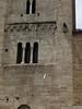 Bevagna:  the middle section of the tower/steeple of San Michele Arcangelo.