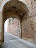 Spello:  Porta Fontevecchia.