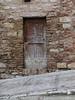 "Upper end of Via Fontevecchia, Spello, Umbria; camera set to ""Astia"" film simulation."