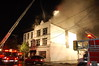Union City 5-15-10 : Union City 3rd alarm at 1912 New York Ave. on 5-15-10.