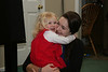 Ashleigh hugs on her Godmom Sarah
