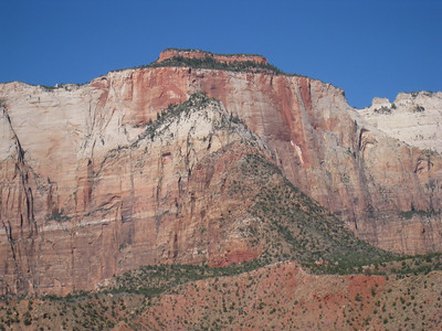 West Temple, Zion