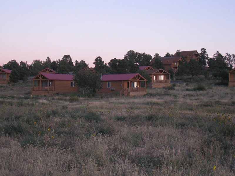 Cabins, Zion Mountain Ranch