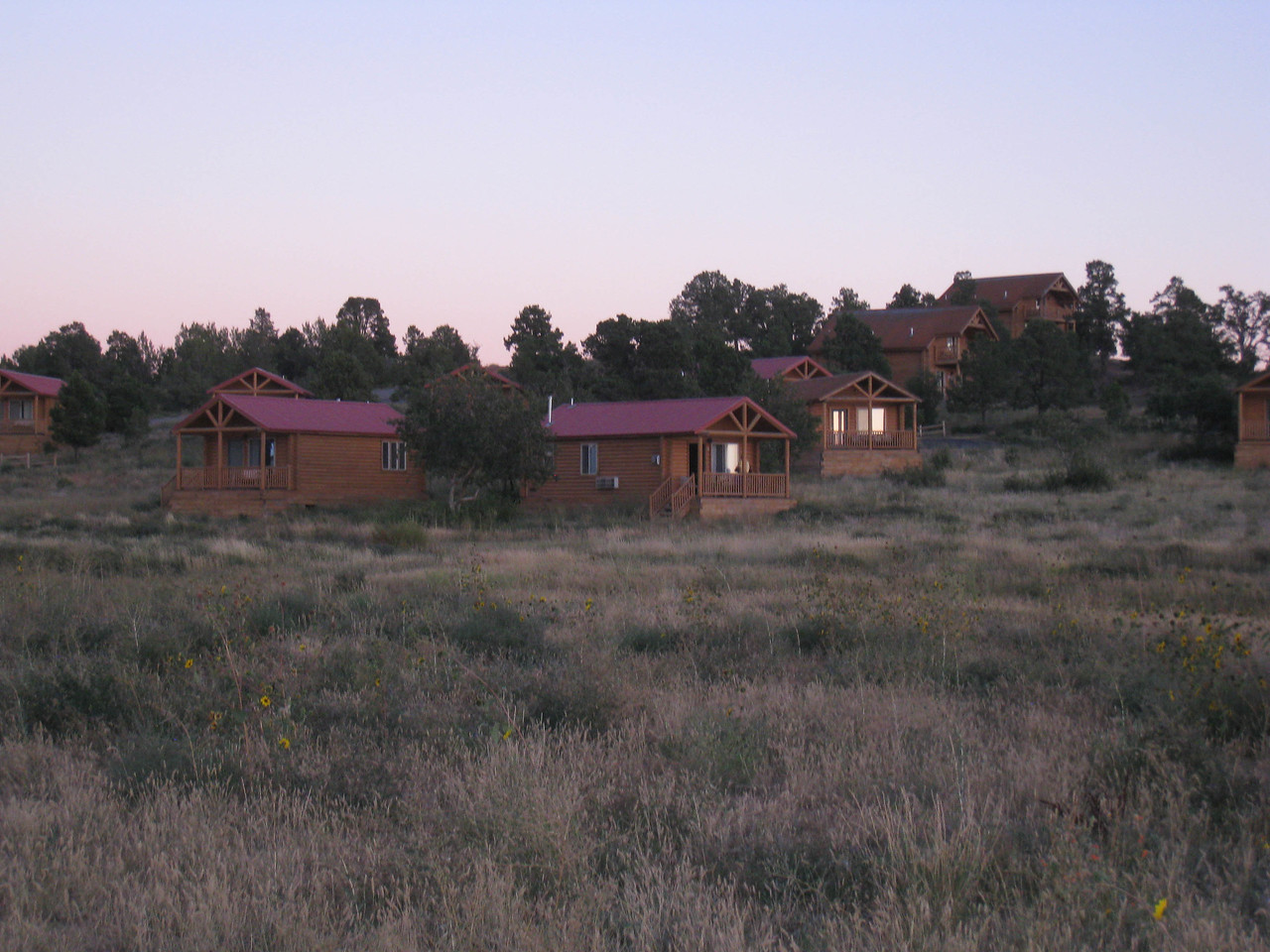 Cabins, Zion Mountain Ranch