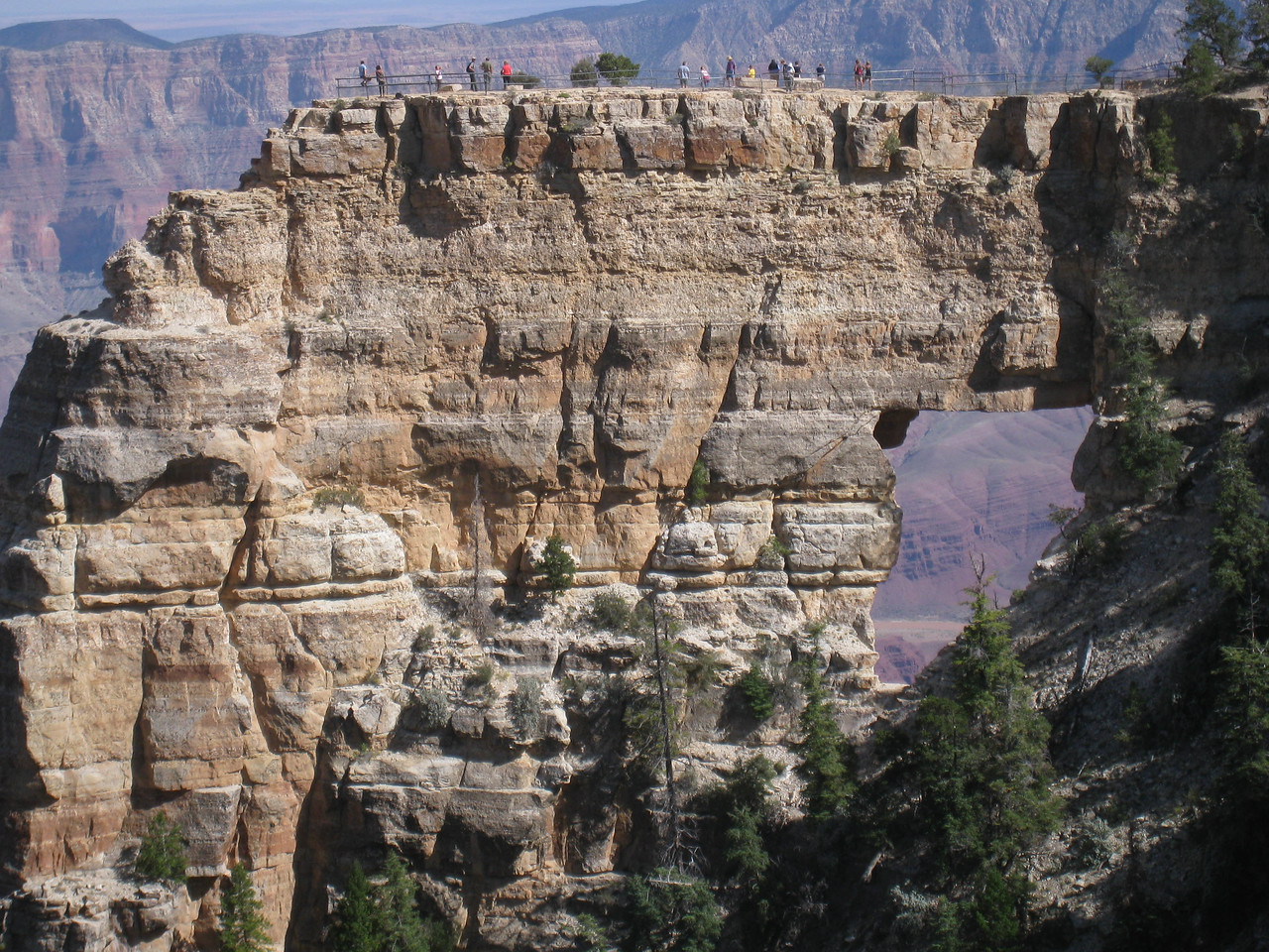 Angels Window, Cape Royal, Grand Canyon