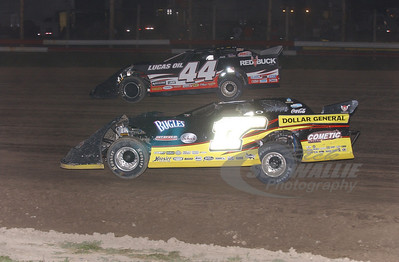17m Dale McDowell and 44 Earl Pearson, Jr.