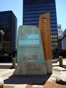 Olympic countdown thing (which is now just sitting on zero since the Olympics are past)