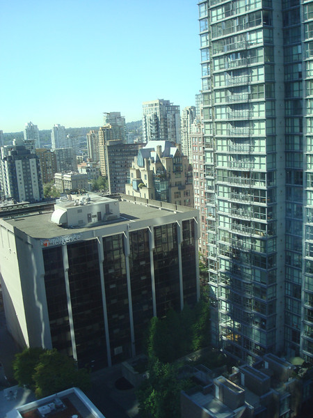 Random Downtown Vancouver
