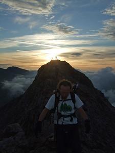 Lee on the ridge