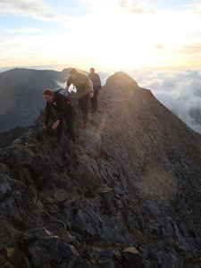 Navigating the knife-edged ridge with care