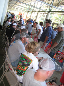 Autograph Session @ Virginia Motor Speedway
