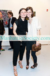 NEW YORK-MAY 19:  Natasha Law & Lucy Soni attend  LICKING OUT OF THE SAME BOWL: Natasha Law & Lucy Soni Exhibition Opening Reception Presented by Voltz Clarke on Wednesday, May 19, 2010 at Diane von Furstenberg Gallery, 440 West 14th Street, New York, New York (PHOTO CREDIT: ©Manhattan Society.com 2010 by Chris London)