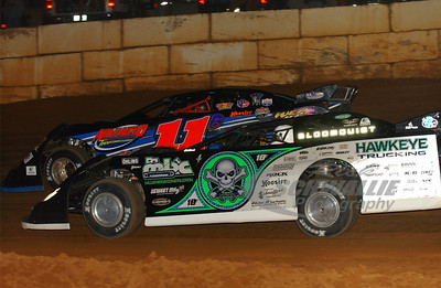 0 Scott Bloomquist and 11B Stacy Boles