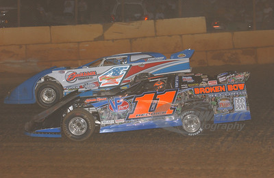 11T Tyler Reddick and 4 Mark Vineyard