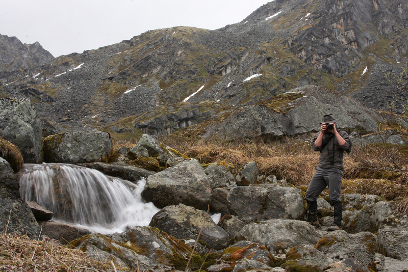 Richard Harrop finds something to shoot in the beautiful scenery of Lane Valley