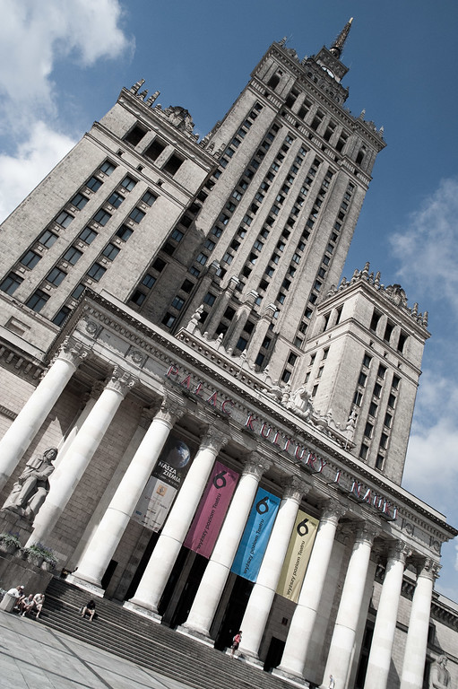Warsaw, 2010
