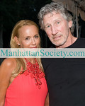 "WATERMILL-JULY 24:Laura Waters, Roger Waters attend   ""Paradiso,"" the 17th Annual Watermill Summer Benefit on Saturday, July 24, 2010 at The Watermill Center, 39 Watermill Towd Road Watermill, New York.   (PHOTO CREDIT: ©Manhattan Society.com 2010 by Gregory Partanio)"