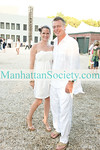 "WATERMILL-JULY 24: Sessa Johnson, Richard Johnson attend  ""Paradiso,"" the 17th Annual Watermill Summer Benefit on Saturday, July 24, 2010 at The Watermill Center, 39 Watermill Towd Road Watermill, New York.   (PHOTO CREDIT: ©Manhattan Society.com 2010 by Gregory Partanio & Christopher London)"