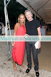 "WATERMILL-JULY 24: Laura Waters, Roger Waters  ""Paradiso,"" the 17th Annual Watermill Summer Benefit on Saturday, July 24, 2010 at The Watermill Center, 39 Watermill Towd Road Watermill, New York.   (PHOTO CREDIT: ©Manhattan Society.com 2010 by Gregory Partanio & Christopher London)"