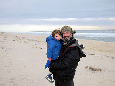 West Hampton's  Seal walk adventure