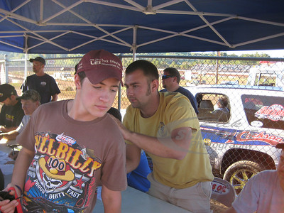 Autograph Session @ West Virginia Motor Speedway