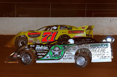 Scott Bloomquist, Don O'Neal