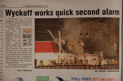 1st Responder Newspaper - May 2010
