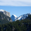 Half Dome from afar