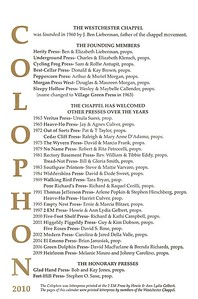 Colophon, 2010, The 2 Em Press