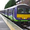 321415 at St Albans Abbey working the 11:20 from Watford Jn 31/01/11. It expected this line will be converted to light rail in the near future.