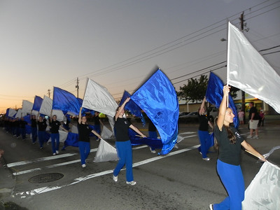 Parade October 14, 2010