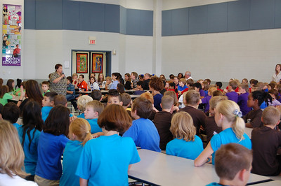 3rd Graders Visit Windsong