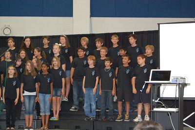 5th Grade Choir Concert