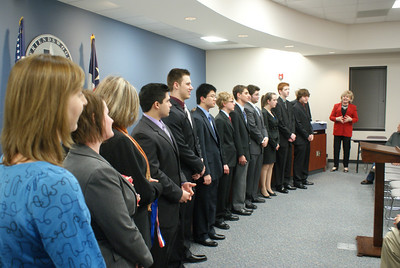 School Board Honorees March 7