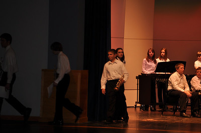 8th Grade March 1, 2011 Concert